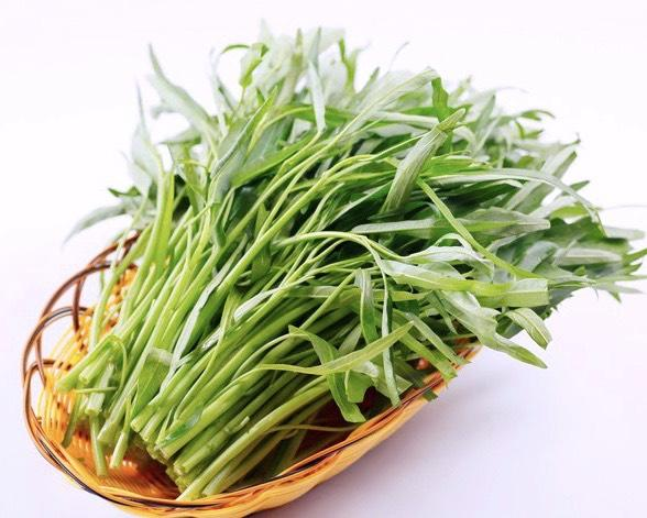 353 T-5 Water spinach - Rau muống - 空心菜 1kg