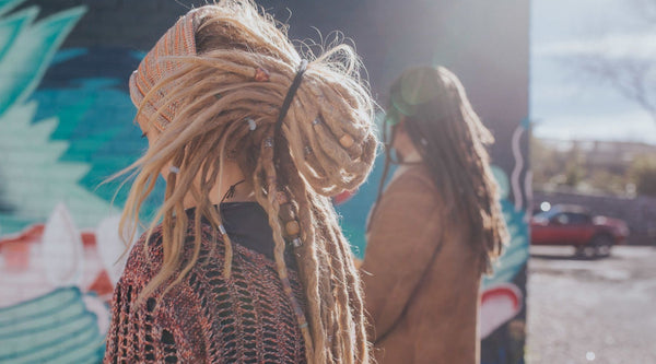 Dreadlock Hairstyle Gallery