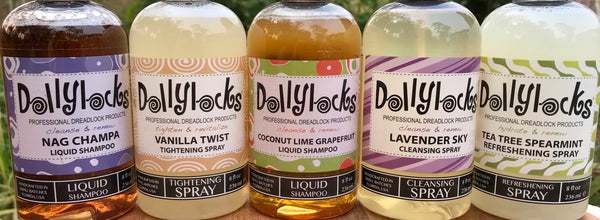 Dollylocks Organic Products