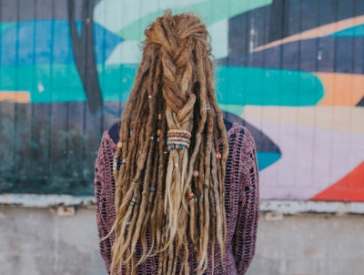 Dread Plait Hairstyle