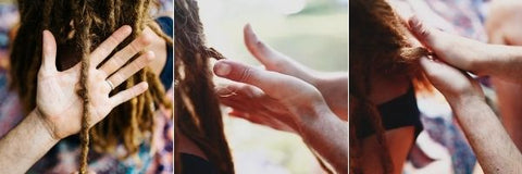 Palm Rolling Dreadlocks, Dealing with Frizzy Dreads, Mountain Dreads