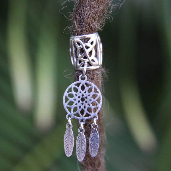 Dream Catcher Dangle Bead