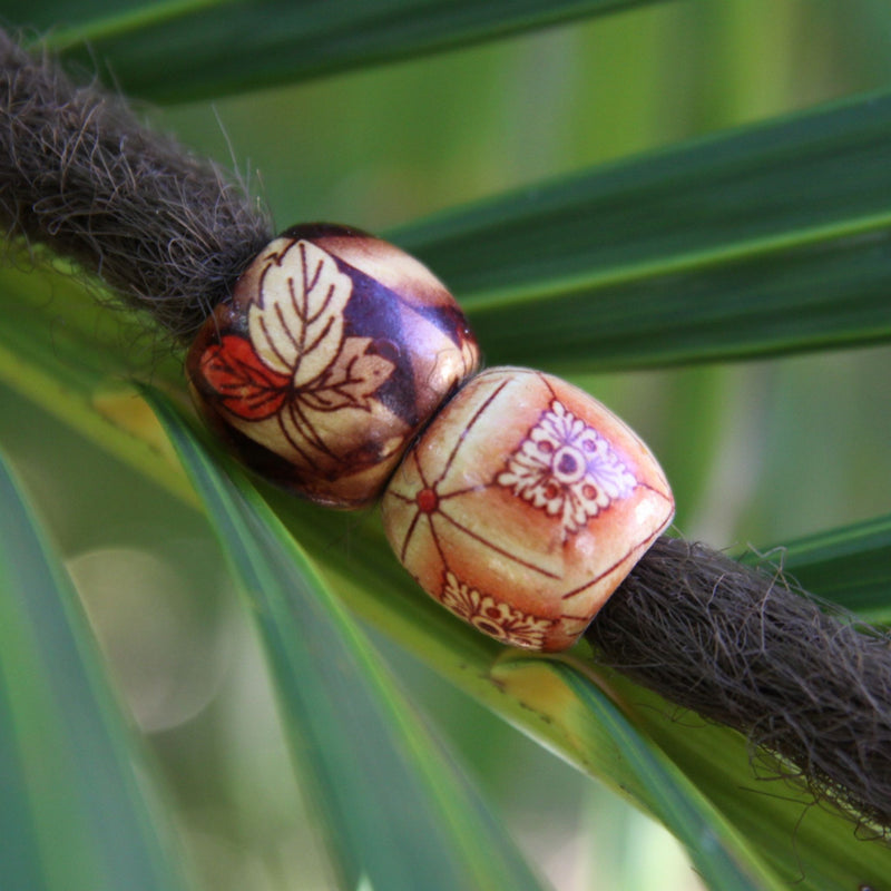 Wooden Beads | Set Of 15