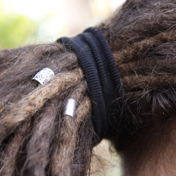 Large Dreadlock Beads | Set Of 25