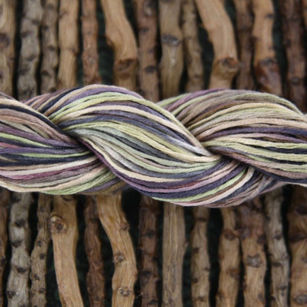 Silk Thread | Aubergine