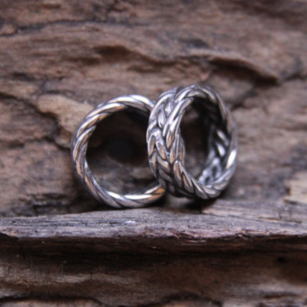 Stainless Steel Rope | Set Of 2