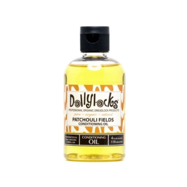 Dollylocks Conditioning Oil - Patchouli Fields