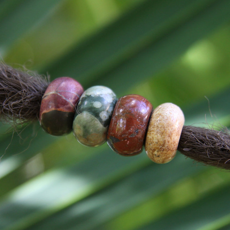 Earthy Gemstone | Set Of 4