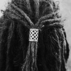Weave Dread Tie Bead | Set Of 2
