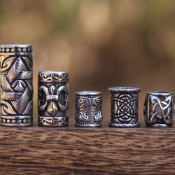 Stainless Steel Viking | Set Of 5