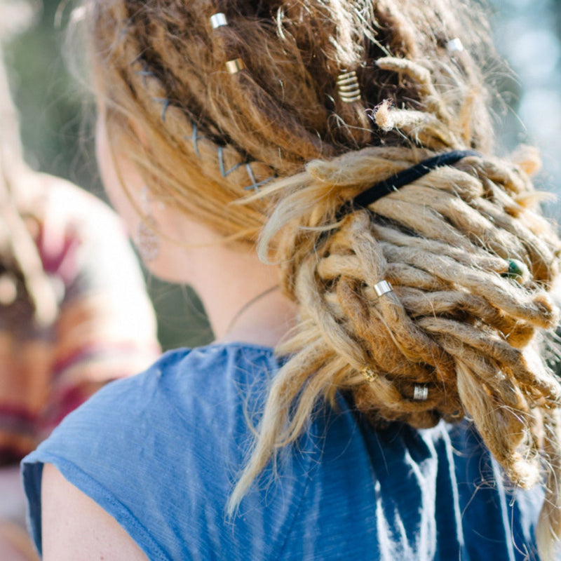 Hemp Thread | DIY Dread Wrap
