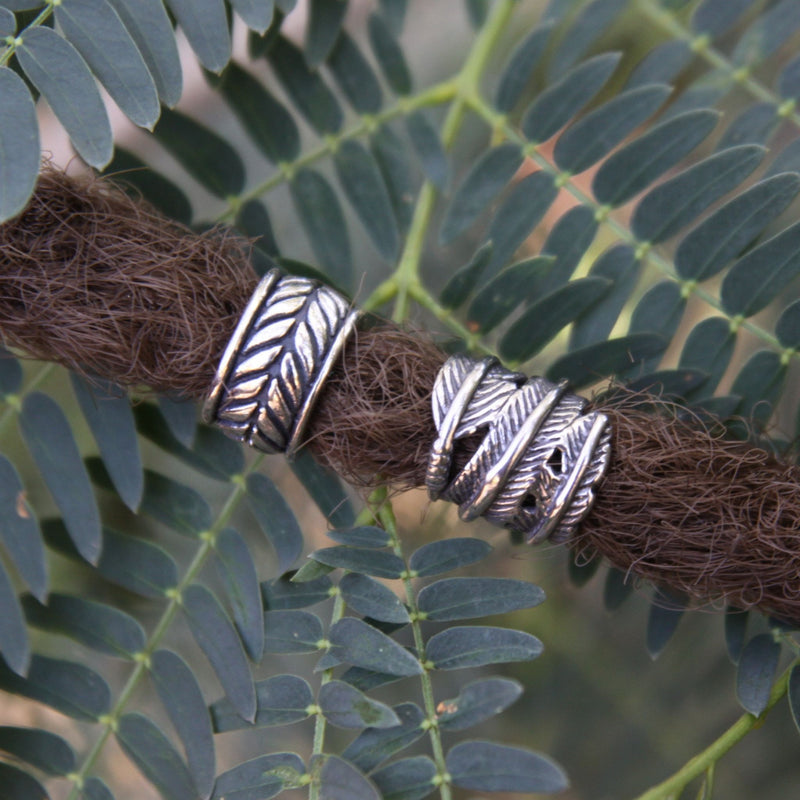 Nature Dread Beads | Set Of 5