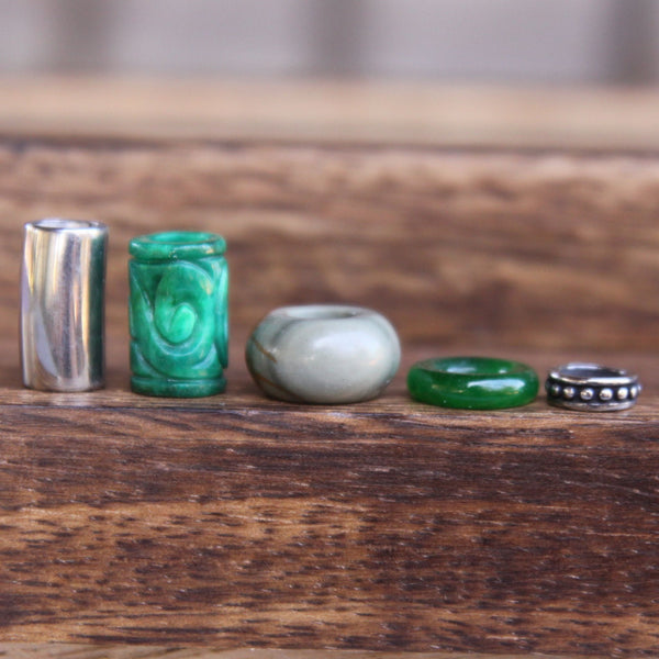 Dreadlock Beads | Set of 5