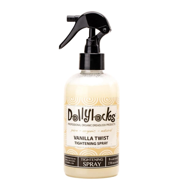 Dollylocks Tightening Spray | Vanilla Twist