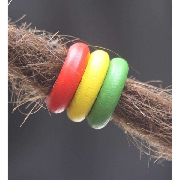 Rasta Rings | Set Of 15