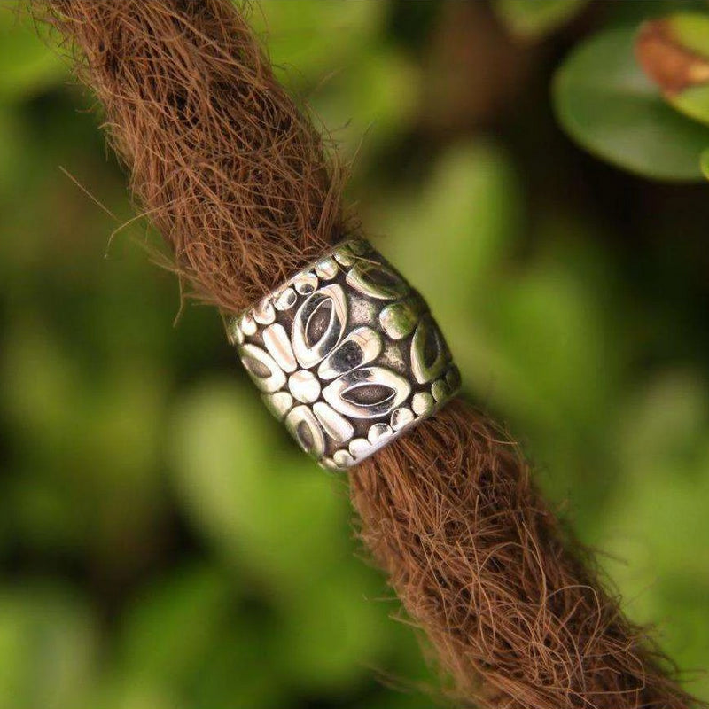Stainless Steel Flower Bead