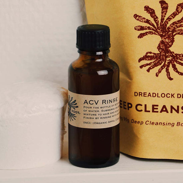 Raw Roots Deep Cleansing Kit - Dreadlock Detox