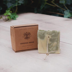 Raw Roots Shampoo Bar - Greenie Genie
