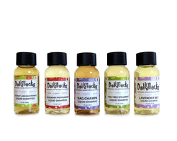 Dollylocks Shampoo | Travel Size Sampler Set