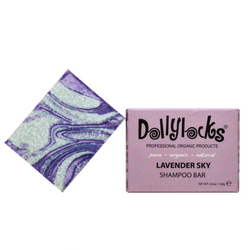 Dollylocks Shampoo Bar | Lavender Sky