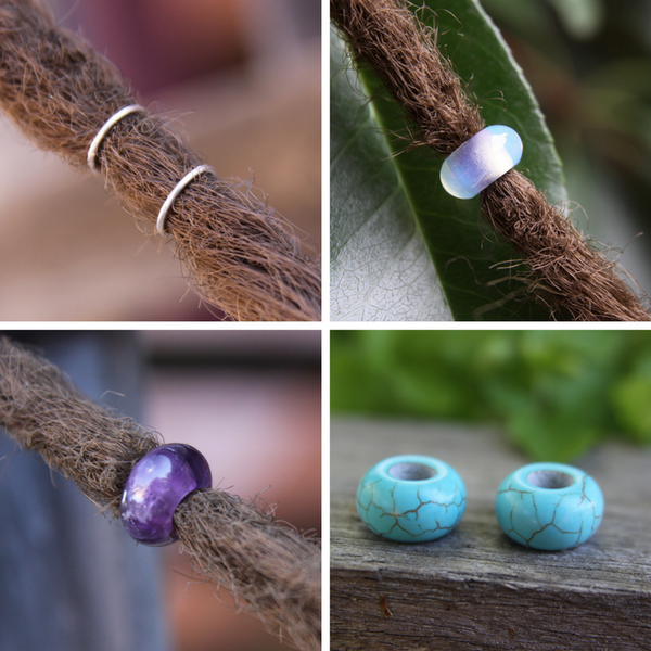 Gemstone | Ceramic | Sterling Silver | Set Of 10