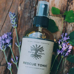 Raw Roots Rescue Tonic