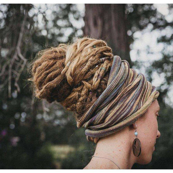 Cotton Dread Wrap (15 Colours)