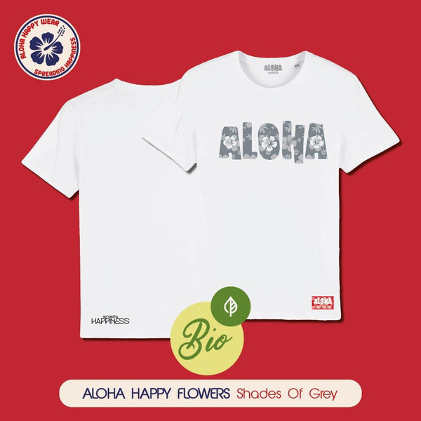 Aloha Happy Flowers - Unisex - 11 colours