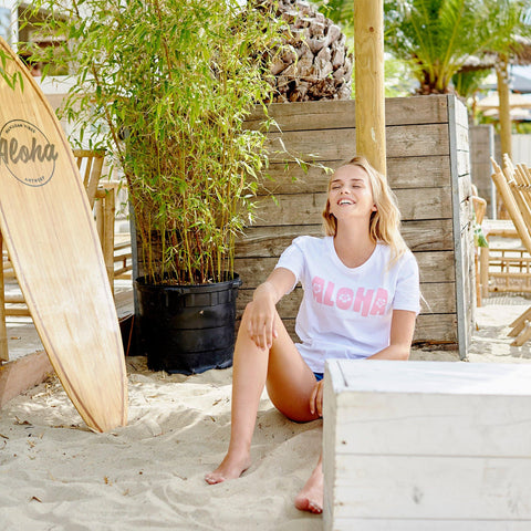 Aloha Happy Basics - Unisex - 7 Colors - Aloha Happy Wear