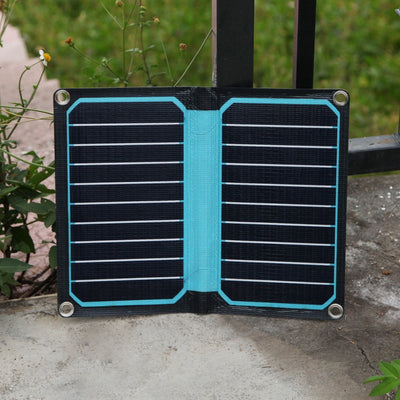 10W ETFE integrated solar charger
