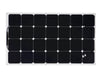 High efficiency flexible solar modules