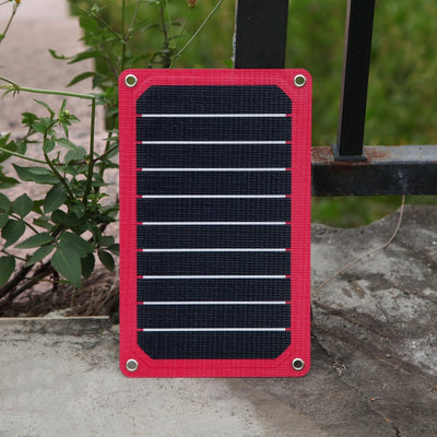 5W ETFE integrated solar charger