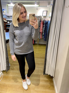 Star Jumper - Colours Back In Stock