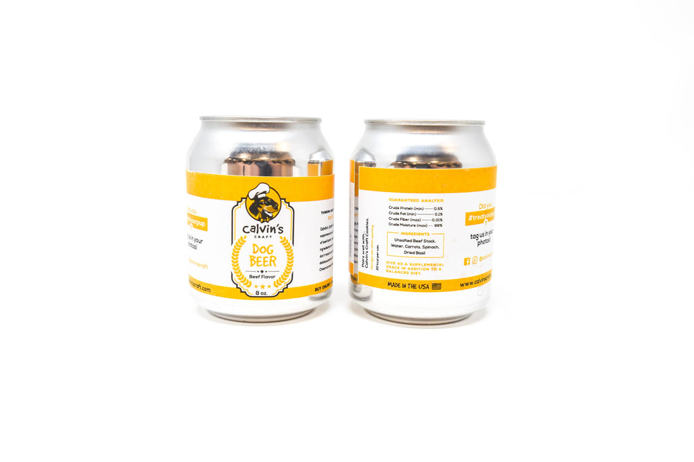 Dog Beer  2-pack