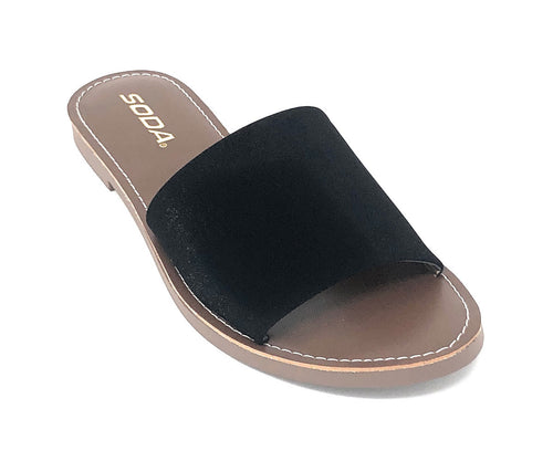 Soda Equal Sandal