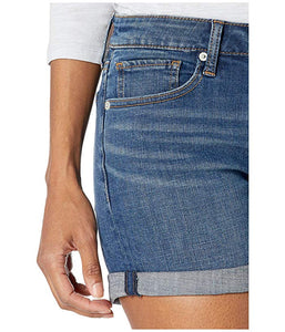 Lucky Brand The Roll Up Denim Short