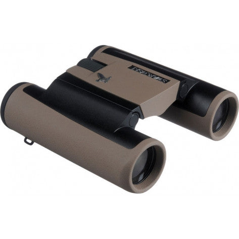 Swarovski CL Pocket 8x25 Traveller Binocular - Sand Brown