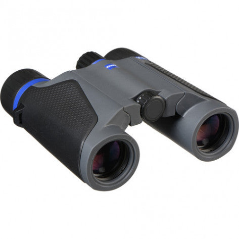 Zeiss Terra ED Pocket 10x25 Binocular - Black/Grey