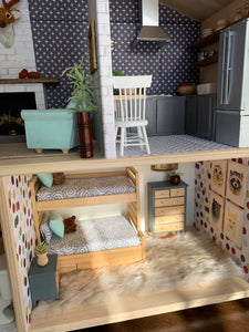 Woodland Creatures Dollhouse