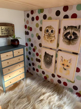 Load image into Gallery viewer, Woodland Creatures Dollhouse