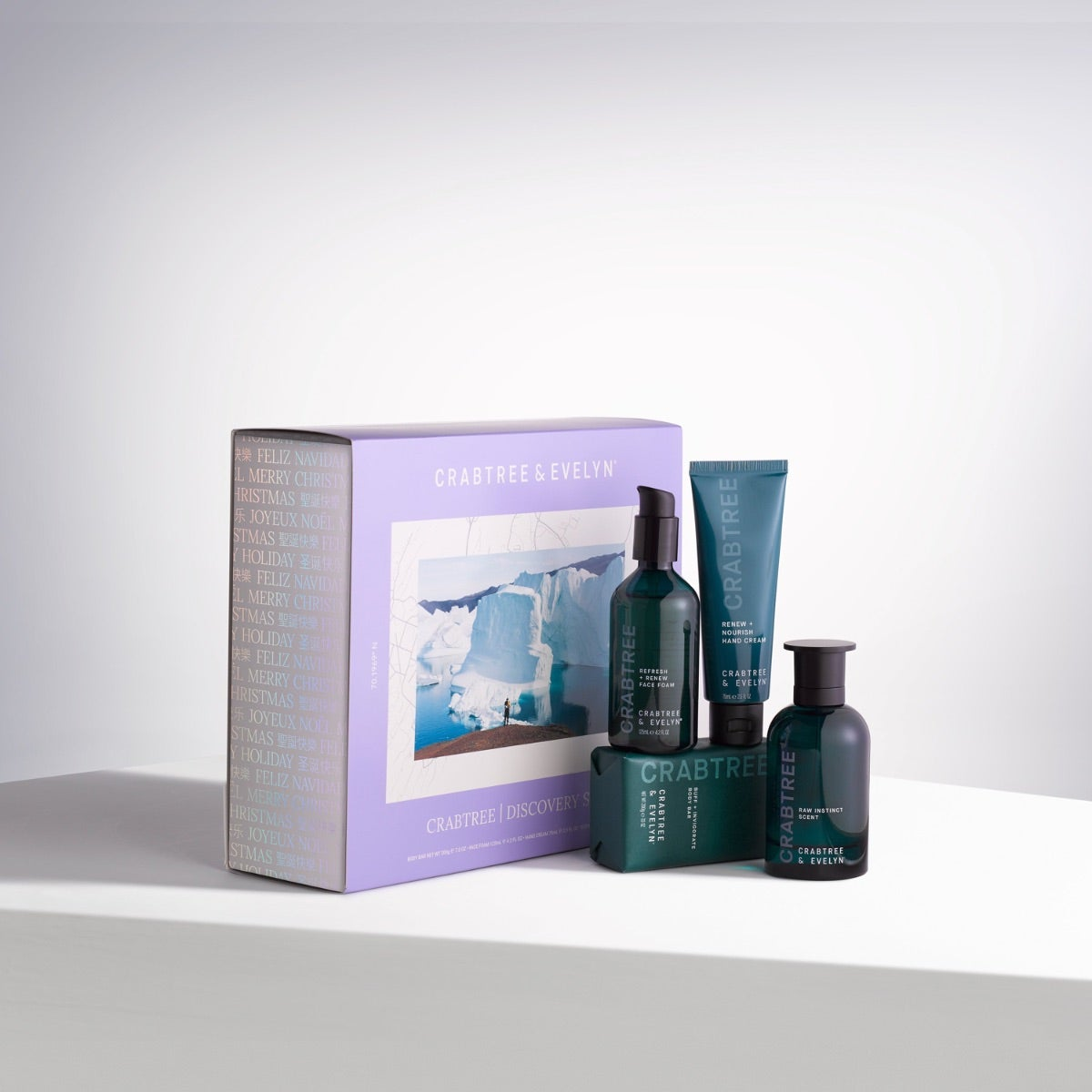 Crabtree Discovery Gift Set