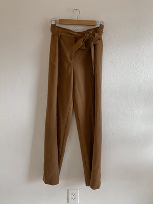 Tobacco Trousers
