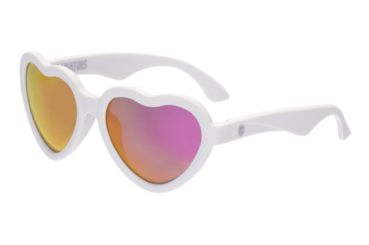 The Sweetheart Heart Sunglasses || Polarized