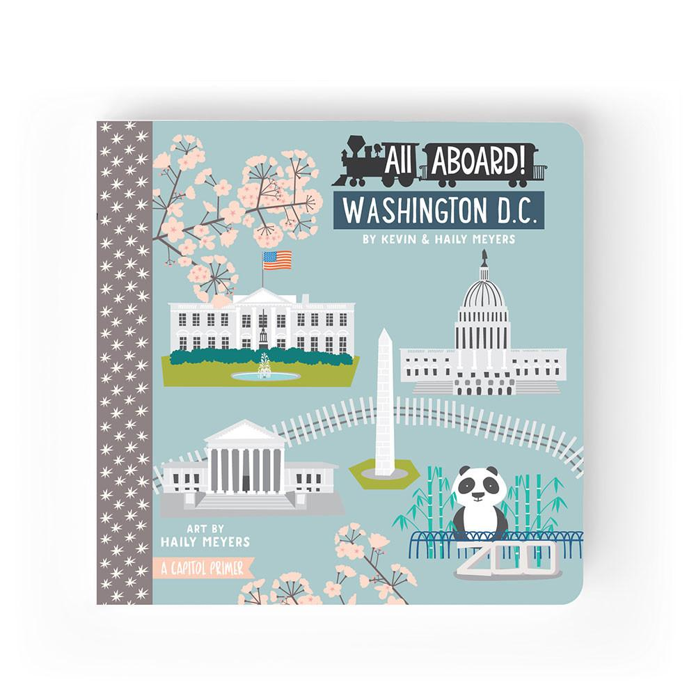 All Aboard Washington DC Book