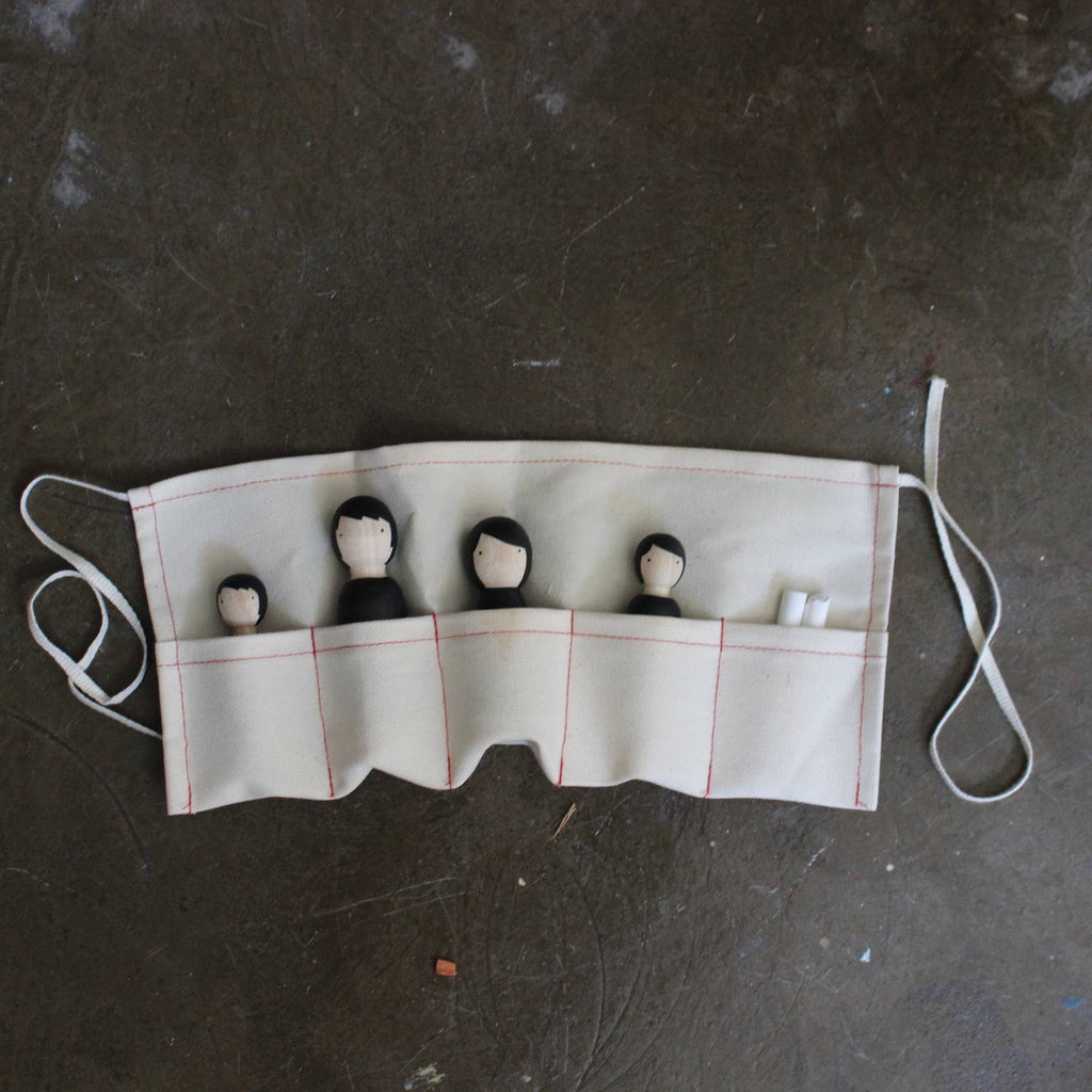 Peg Doll Tool Belt