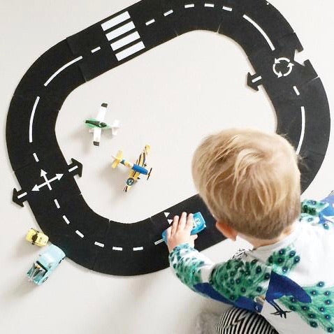 Ringroad Flexible Toy Road