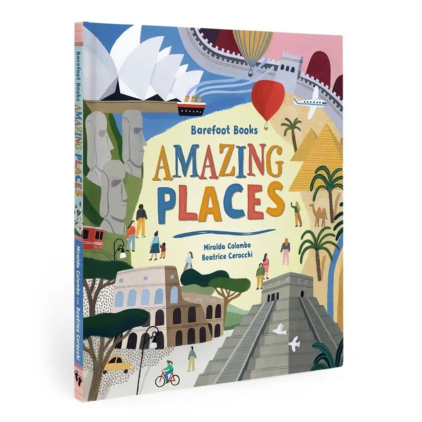 Amazing Places Book