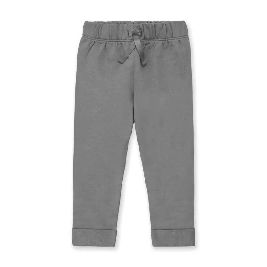 French Terry Rollup Pant