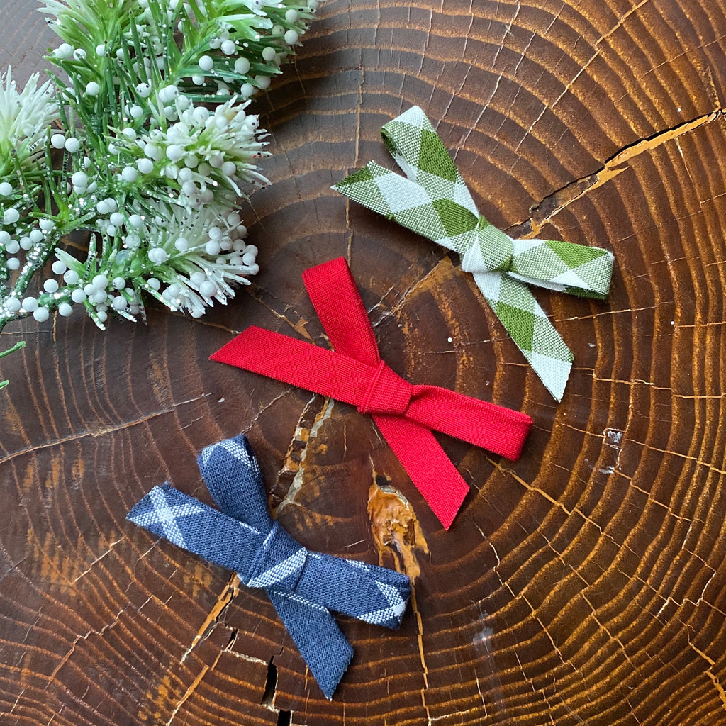 Limited Edition Holiday Petite Bow