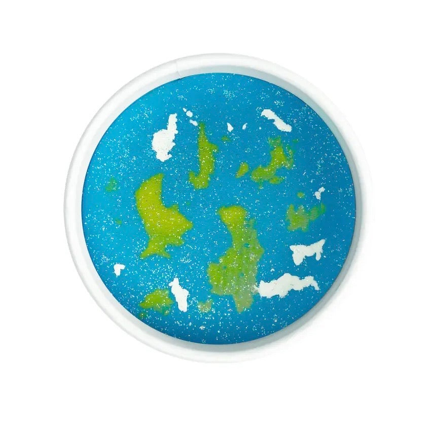 Planet Earth Natural Play Dough